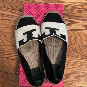 Tory Burch Espadrille Canvas shoes